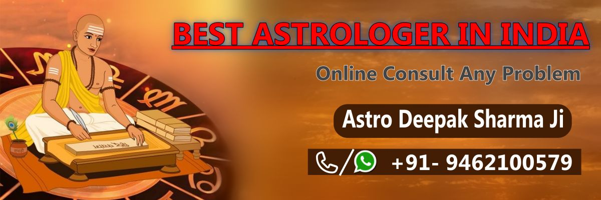Astrologer Deepak Sharma